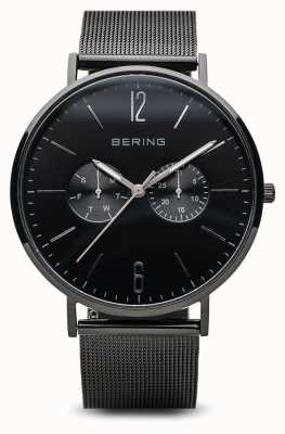 Bering Classic | Polished Black | 14240-223