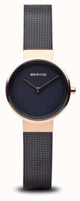 Bering Classic | Polished Rose Gold | 14526-166