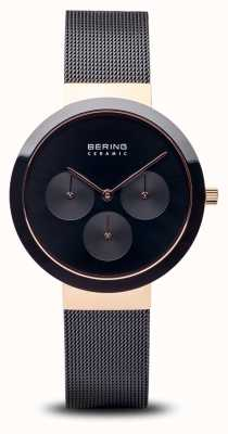 Bering Ceramic | Polished Rose Gold | 35036-166