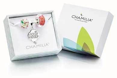 Chamilia Holly Jolly 3 Bead Gift Set 4010-0457