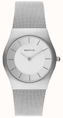 Bering Classic Ladies Stainless Steal Mesh 11930-001