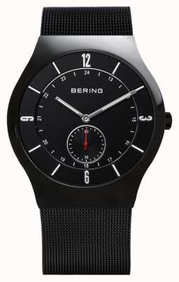 Bering Men's Watch XL Analogue Quartz Stainless Steel 11940-222