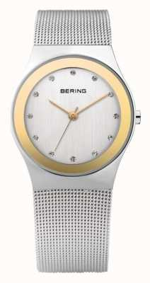 Bering Time Classic Women's Quartz Watch With Stainless-Stee 12927-010