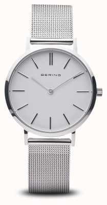 Bering Ladies Watch Classic Stainless Steel Silver 14134-004