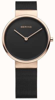Bering Womens Analogue Quartz Watch With Stainless Steel Strap 14531-166