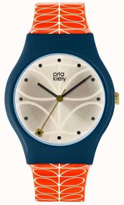 Orla Kiely Ladies Bobby Watch OK2228