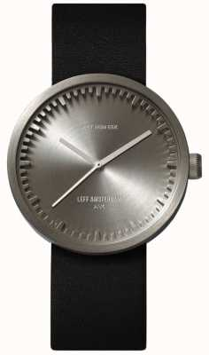 Leff Amsterdam Tube Watch D38 Stainless Steel case Sand Strap LT71003