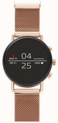 Skagen Falster 2 Gen 4 SmartWatch Rose Gold Ex-Display SKT5103-Ex-Display