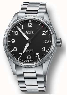 Oris Big Crown ProPilot | Stainless Steel Bracelet 01 751 7697 4164-07 8 20 19