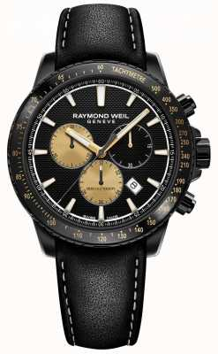 Raymond Weil Tango 300 | Marshall Amplification | Limited Edition Men's 8570-BKC-MARS1