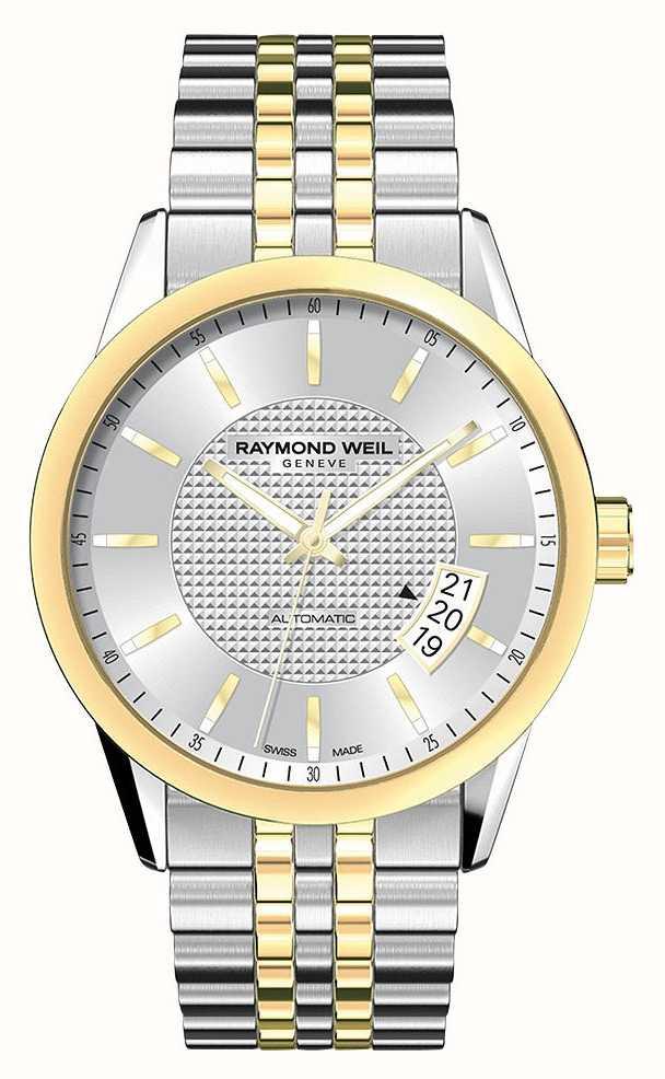 Raymond Weil Mens Raymond Weil Freelancer Automatic Watch 2770