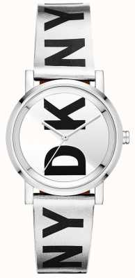 DKNY Womens Soho Silver Watch NY2786