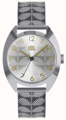Orla Kiely | Ladies | Cheyne Watch | Stainless Steel Mesh Strap | OK4091