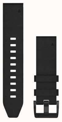 Garmin Black Rubber Strap Only QuickFit 22mm 010-12740-01