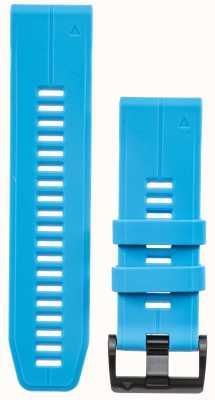 Garmin Blue Rubber Strap QuickFit 26mm Fenix 5X / Tactix Charlie 010-12741-02