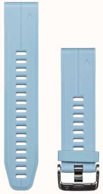Garmin Blue Rubber Strap Only QuickFit 20mm 010-12739-03