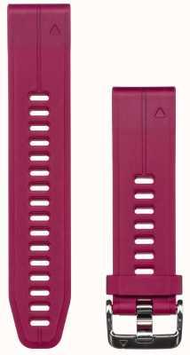 Garmin Purple Rubber Strap QuickFit 20mm Fenix 5S 010-12739-05