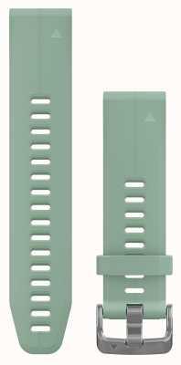 Garmin Light Green Rubber Strap Only QuickFit 20mm 010-12739-06