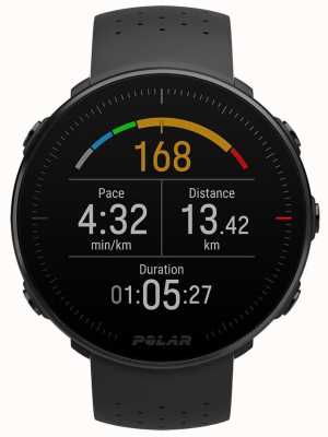 Polar Vantage M Black Medium/Large GPS Multisport HR 90069736