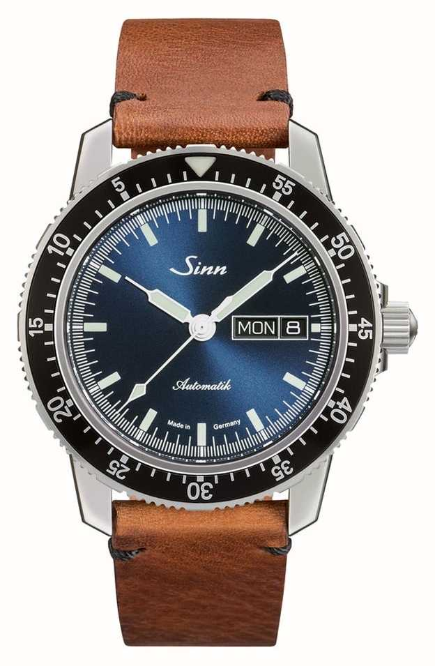 Sinn 104.013 VINTAGE BROWN LEATHER