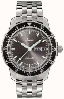 Sinn 104 St Sa I A | Fine Link Stainless Steel Bracelet 104.014 FINE LINK BRACELET