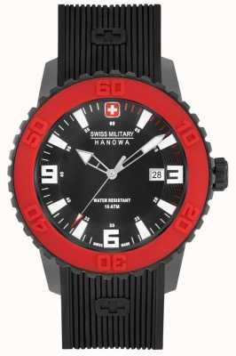 Swiss Military Hanowa Mens Swiss Military Hanowa Twilight II Watch 06-4302.29.007.04