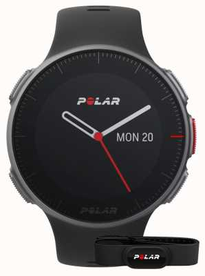 Polar Vantage V (with HR strap) Black GPS Multisport Training 90069634