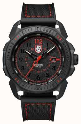 Luminox Men's ICE-SAR | Arctic 1000 Series | Black Red Dial | XL.1002