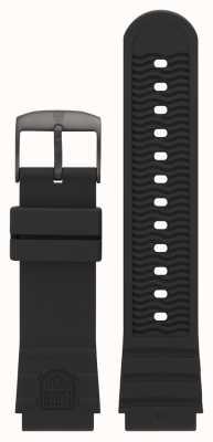 Luminox | Black PU 22mm Strap | 0320 Series | FP220120B1