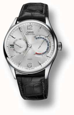ORIS Artelier Caliber 111 Black Leather Strap 01 111 7700 4061-set 1 23 72fc