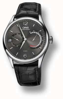 ORIS Artelier Calibre 111/4063 Black Leather Strap 01 111 7700 4063-set 1 23 73fc