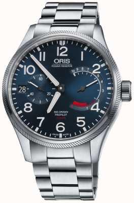 Oris Big Crown Calibre 111 Aviation 01 111 7711 4165-set 8 22 19