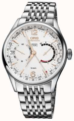 Oris Artelier Calibre 113 Mens Watch 01 113 7738 4031-set 8 23 79ps