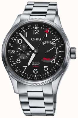 Oris Big Crown ProPilot Calibre 114 Mens Watch 01 114 7746 4164-set 8 22 19