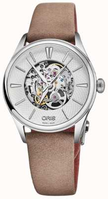 Oris Artelier Skeleton 33mm Mens Watch 01 560 7724 4051-07 5 17 33FC