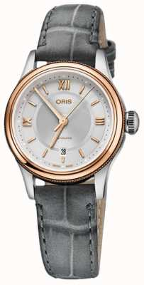 ORIS Classic Date 28.5mm Ladies Watch 01 561 7718 4371-07 5 14 33