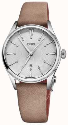 ORIS Artelier Date 33mm Ladies Watch 01 561 7724 4051-07 5 17 33FC