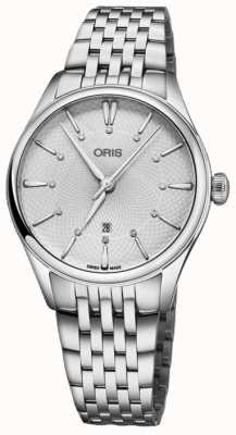 Oris Artelier Date 33mm Ladies Watch 01 561 7724 4051-07 8 17 79