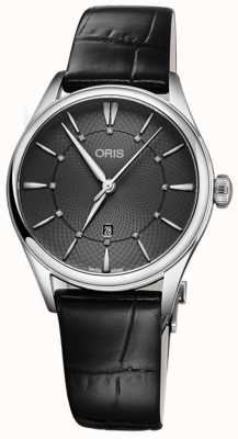 ORIS Artelier Date 33mm Ladies Watch 01 561 7724 4053-07 5 17 64FC