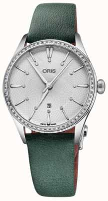 Oris Artelier Date 33mm Ladies Watch 01 561 7724 4951-07 5 17 35FC