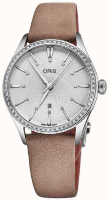 Oris Artelier Date 33mm Ladies Watch 01 561 7724 4951-07 5 17 33FC