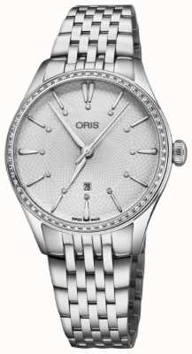 ORIS Artelier Date 33mm Ladies Watch 01 561 7724 4951-07 8 17 79