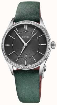 Oris Artelier Date 33mm Ladies Watch 01 561 7724 4953-07 5 17 33FC