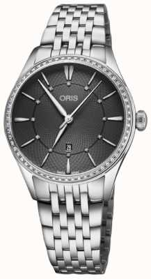 Oris Artelier Date 33mm Ladies Watch 01 561 7724 4953-07 8 17 79