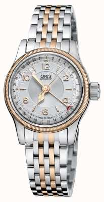 Oris Big Crown Original Pointer Date 29mm Ladies Watch 01 594 7695 4361-07 8 14 32