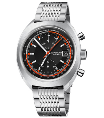Oris Chronoris Limited Edition 01 673 7739 4034-Set MB