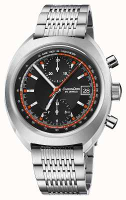 ORIS Chronoris Limited Edition Watch 01 673 7739 4034-Set MB