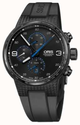 Oris Williams F1 Team Chronograph Date 44mm Mens Watch 01 674 7725 8764-07 4 24 50BT