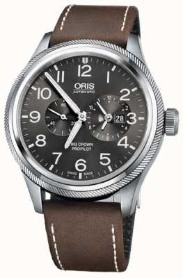 Oris Big Crown ProPilot Worldtimer Mens Watch 01 690 7735 4063-07 5 22 05FC