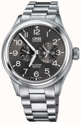 Oris Big Crown ProPilot Worldtimer Mens Watch 01 690 7735 4063-07 8 22 19-1